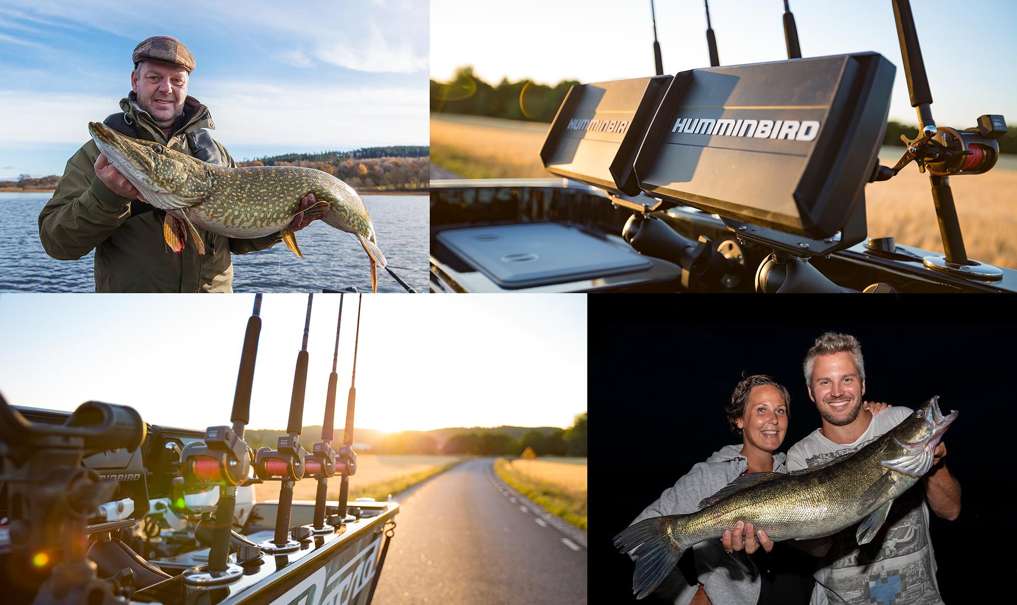 Sport Fishing Guide lake Mjörn